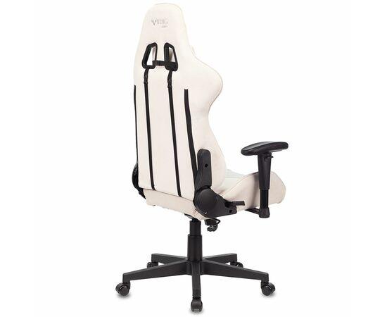 Игровое кресло Бюрократ VIKING X Fabric White-Blue (1428212) фото, изображение 4