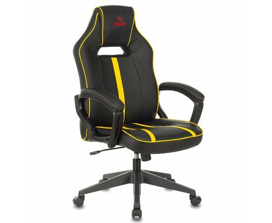 Игровое кресло Бюрократ VIKING ZOMBIE A3 Black/Yellow, Вариант цвета: black/yellow фото, изображение 4