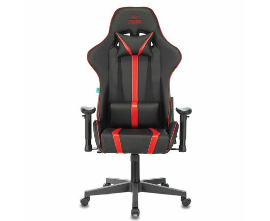 Игровое кресло Бюрократ VIKING ZOMBIE A4 Black-Red (1366280) фото