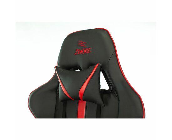 Игровое кресло Бюрократ VIKING ZOMBIE A4 Black-Red (1366280) фото, изображение 9