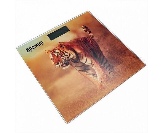 Весы напольные электронные Яромир ЯР-4201 Тигр фото