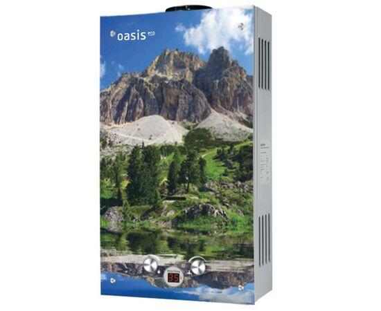 Газовая колонка Oasis Eco серии Glass L-20 фото