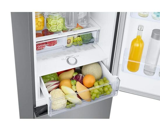 Холодильник двухкамерный Samsung RB38T676FSA фото, изображение 4
