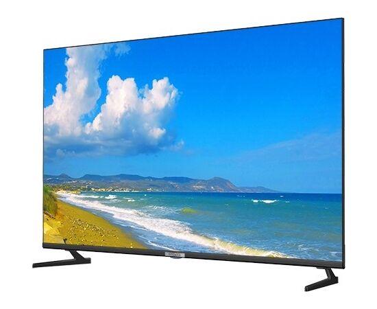 Безрамочный телевизор 43 дюйма Polar P43L22T2C NATURAL SOUND, изображение 2