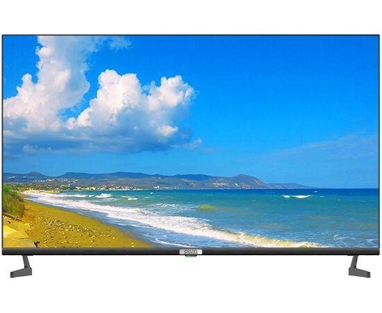Безрамочный телевизор 43 дюйма Polar P43L22T2C NATURAL SOUND
