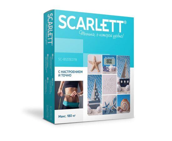 Весы Scarlett SC-BS33E078, изображение 2