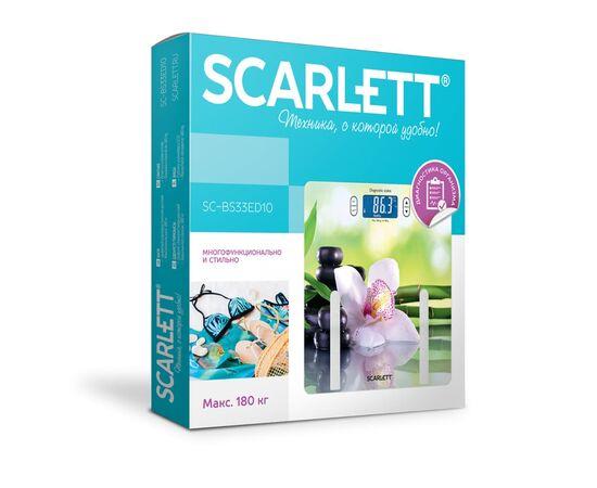 Весы Scarlett SC-BS33ED10, изображение 2