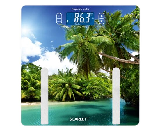 Весы Scarlett SC-BS33ED12