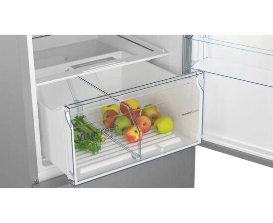 Холодильник двухкамерный Bosch KGN 39VL25R, изображение 6