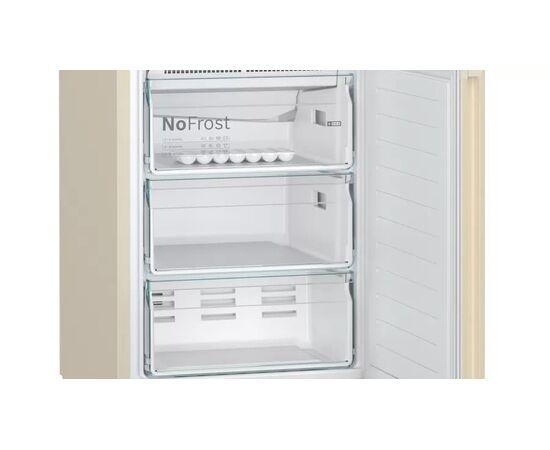 Холодильник двухкамерный Bosch KGN 39XK28R, изображение 4