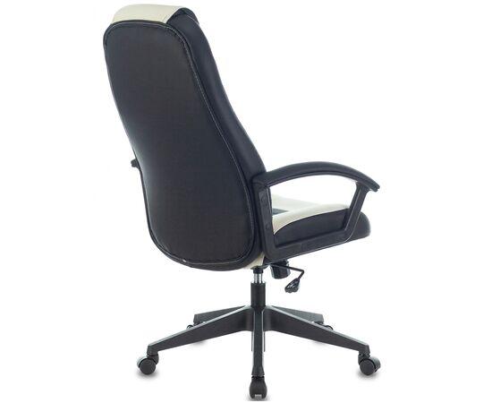 Игровое кресло Бюрократ VIKING-8 White-Black, Вариант цвета: white/black фото, изображение 4