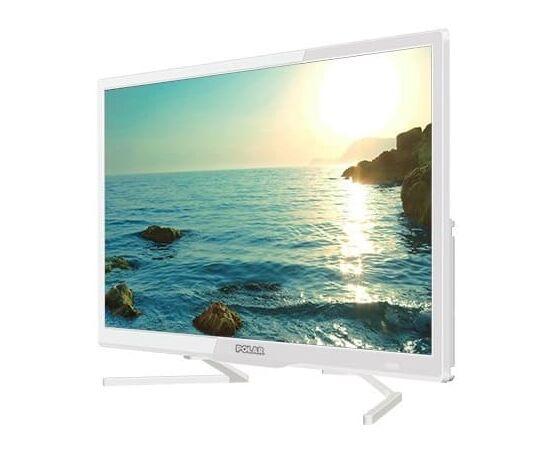 Телевизор 24 дюйма Polar P24L25T2C белый NATURAL SOUND, изображение 2