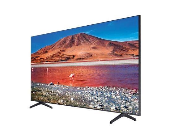 Безрамочный 4K Телевизор SMART 55 дюймов Samsung UE55TU7100U, изображение 2