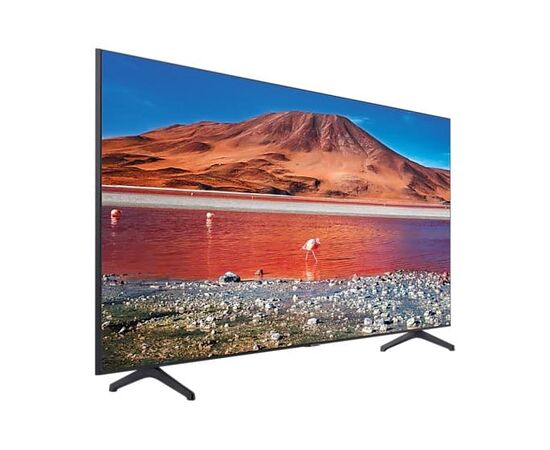 Безрамочный 4K Телевизор SMART 55 дюймов Samsung UE55TU7100U, изображение 3