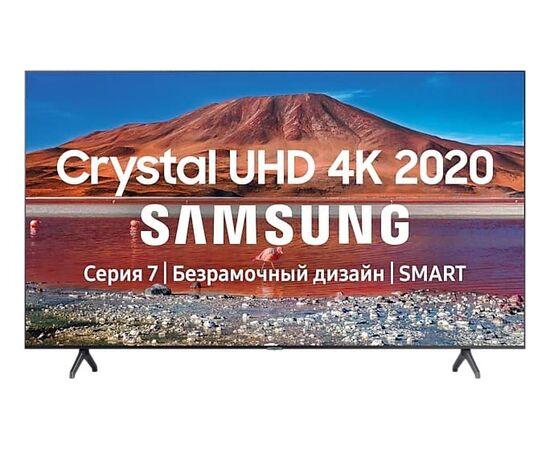 Безрамочный 4K Телевизор SMART 55 дюймов Samsung UE55TU7100U