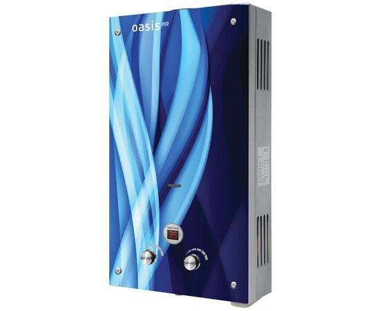 Газовая колонка Oasis Eco серии Glass G-20