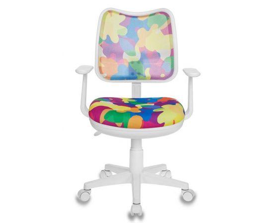 Детское кресло Бюрократ CH-W797/ABSTRACT фото