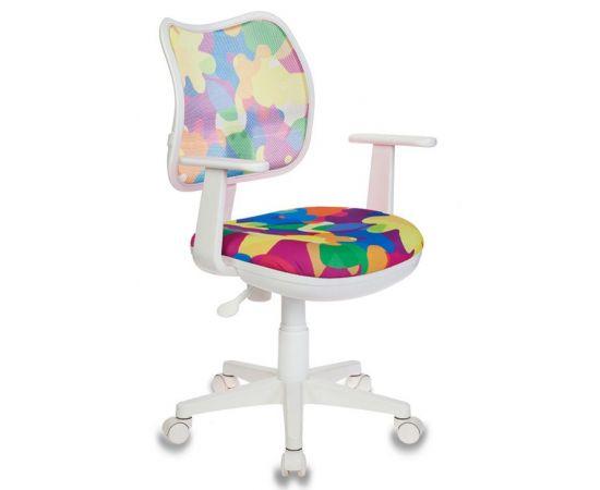 Детское кресло Бюрократ CH-W797/ABSTRACT фото, изображение 2