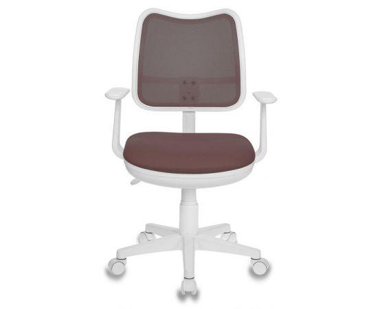 Детское кресло Бюрократ CH-W797/BR/TW-14C коричневый TW-14C (847130) фото