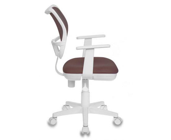 Детское кресло Бюрократ CH-W797/BR/TW-14C коричневый TW-14C (847130) фото, изображение 3