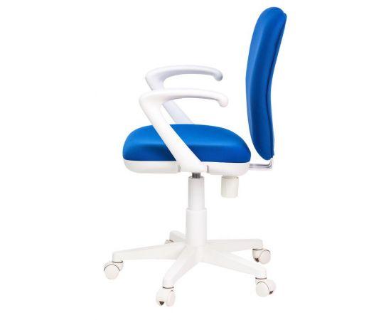 Детское кресло Бюрократ KD-W10AXSN/26-21 синий фото, изображение 3