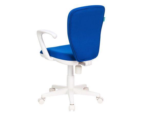 Детское кресло Бюрократ KD-W10AXSN/26-21 синий фото, изображение 4