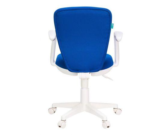 Детское кресло Бюрократ KD-W10AXSN/26-21 синий фото, изображение 5
