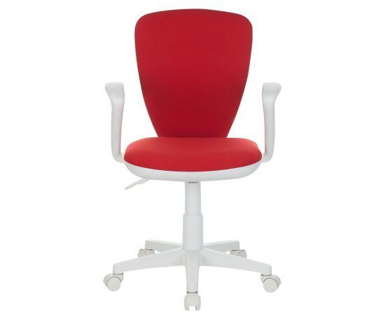 Детское кресло Бюрократ KD-W10AXSN/26-22 красный фото