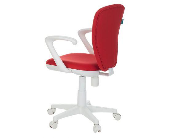 Детское кресло Бюрократ KD-W10AXSN/26-22 красный фото, изображение 4