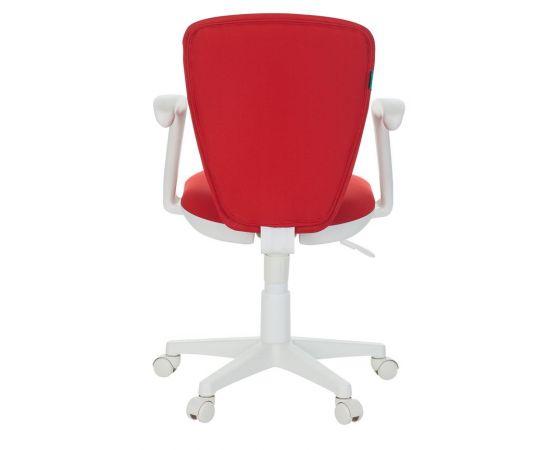 Детское кресло Бюрократ KD-W10AXSN/26-22 красный фото, изображение 5