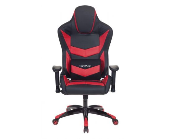 Кресло игровое Бюрократ CH-773N/BL+RED фото
