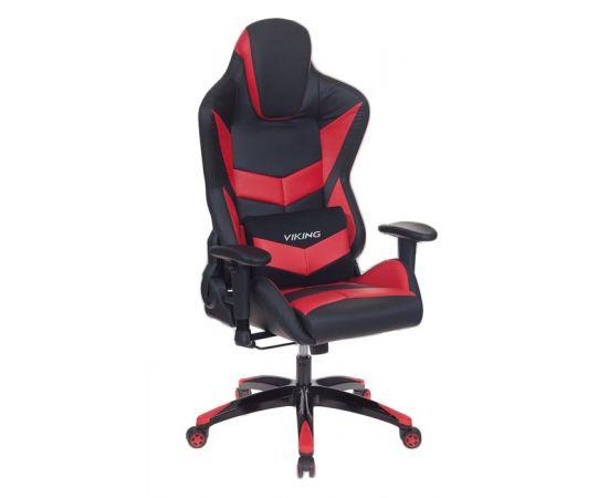 Кресло игровое Бюрократ CH-773N/BL+RED фото, изображение 2