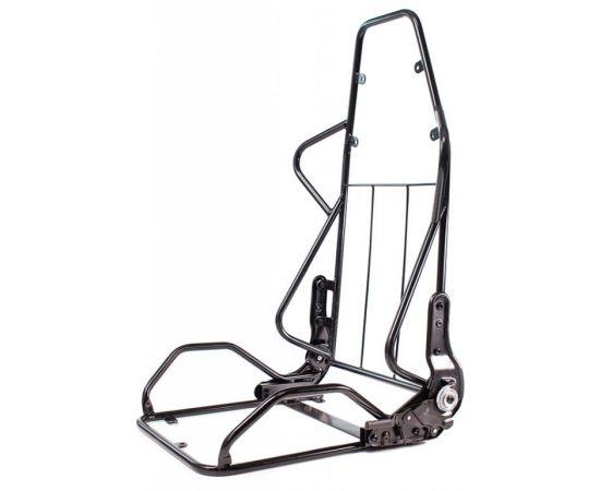 Игровое кресло Бюрократ VIKING 4 AERO BLACK EDITION, Вариант цвета: black фото, изображение 14