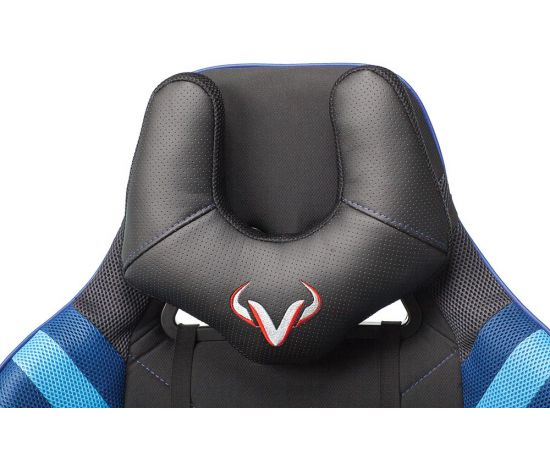 Игровое кресло Бюрократ VIKING 4 AERO BLUE (1197920) фото, изображение 10