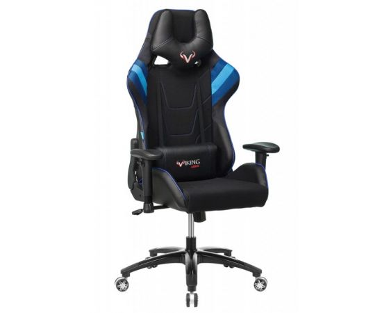 Игровое кресло Бюрократ VIKING 4 AERO BLUE (1197920) фото, изображение 2