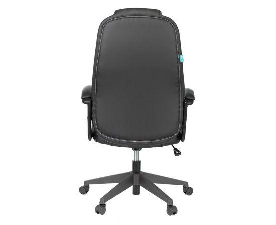 Игровое кресло Бюрократ VIKING-8N/BLACK, Вариант цвета: black фото, изображение 5