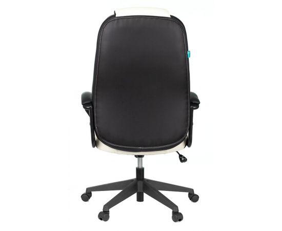 Игровое кресло Бюрократ VIKING-8N/WH-BLACK, Вариант цвета: white/black фото, изображение 5