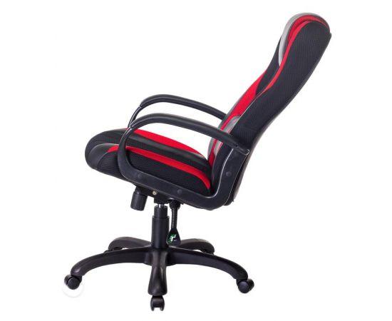 Кресло игровое Бюрократ VIKING-9/BL+RED (1160596) фото, изображение 3