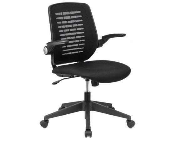 Офисное кресло Бюрократ CH-495/BLACK TW-01 NEO фото, изображение 2