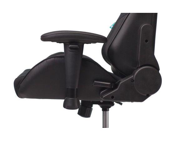 Игровое кресло Бюрократ VIKING 4 AERO BLACK EDITION, Вариант цвета: black фото, изображение 10