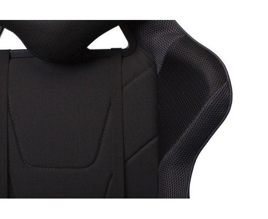 Игровое кресло Бюрократ VIKING 4 AERO BLACK EDITION, Вариант цвета: black фото, изображение 11
