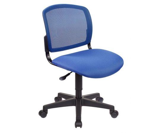Офисное кресло Бюрократ CH-296/BL/15-10 синий фото, изображение 2