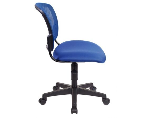 Офисное кресло Бюрократ CH-296/BL/15-10 синий фото, изображение 3