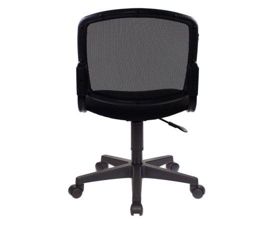 Офисное кресло Бюрократ CH-296NX/15-21 черный (956343) фото, изображение 4