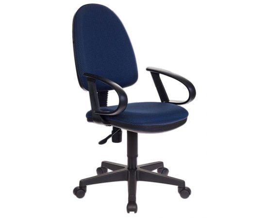 Офисное кресло Бюрократ CH-300/BLUE JP-15-5 фото, изображение 2