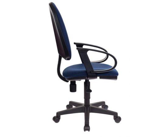 Офисное кресло Бюрократ CH-300/BLUE JP-15-5 фото, изображение 3