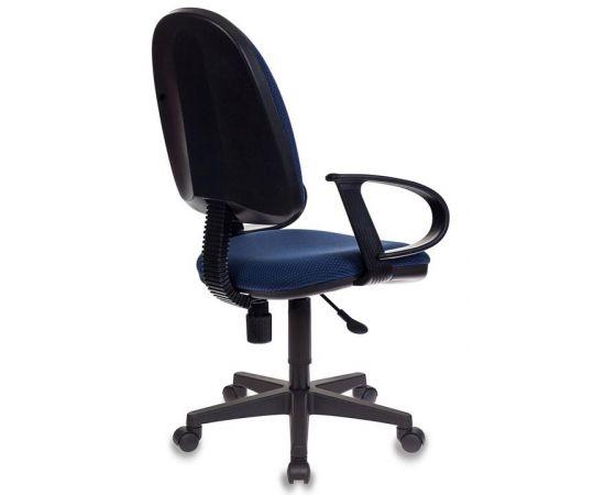 Офисное кресло Бюрократ CH-300/BLUE JP-15-5 фото, изображение 4