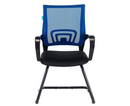 Офисное кресло посетителя Бюрократ CH-695N-AV/BL/TW-11 синий фото