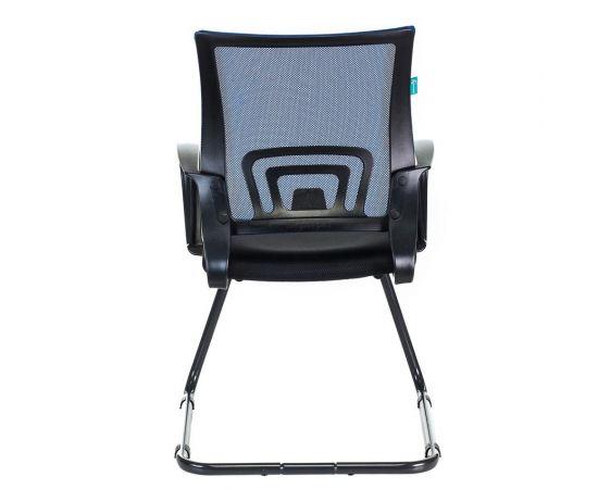 Офисное кресло посетителя Бюрократ CH-695N-AV/BL/TW-11 синий фото, изображение 5