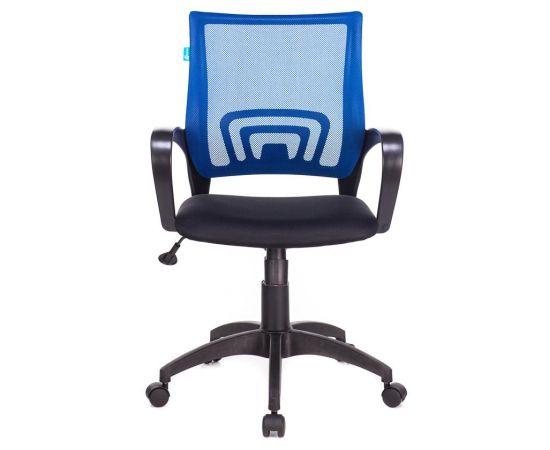 Офисное кресло Бюрократ CH-695N/BL/TW-11 синий TW-05 TW-11 (1163179) фото